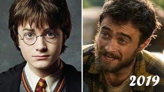 Актёры Гарри Поттера. Тогда и сейчас