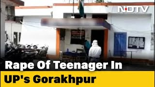 Girl Allegedly Raped, Burnt With Cigarettes In UP Gorakhpur, 2 Arrested - Download this Video in MP3, M4A, WEBM, MP4, 3GP