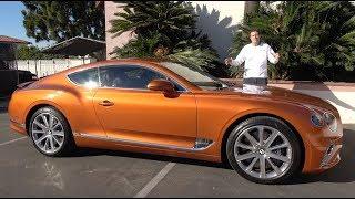 Bentley Continental GT 2018 - dabar