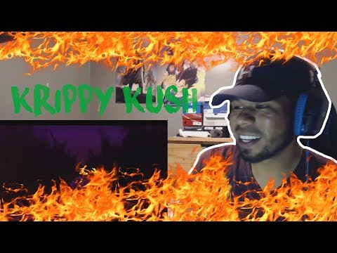 Farruko, Nicki Minaj, Bad Bunny - Krippy Kush (Remix) ft. 21 Savage, Rvssian REACTION!!