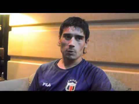 Matías Alustiza actual segundo en la tabla de goleadores de la Libertadores con 6.