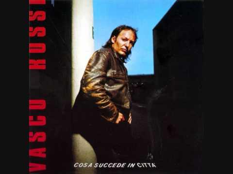 Significato della canzone Cosa succede in città di Vasco Rossi