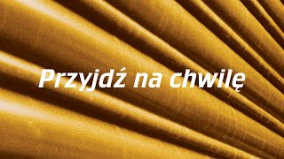 Kadr z teledysku Przyjdź na chwilę tekst piosenki Waco feat. Dizkret, Pezet