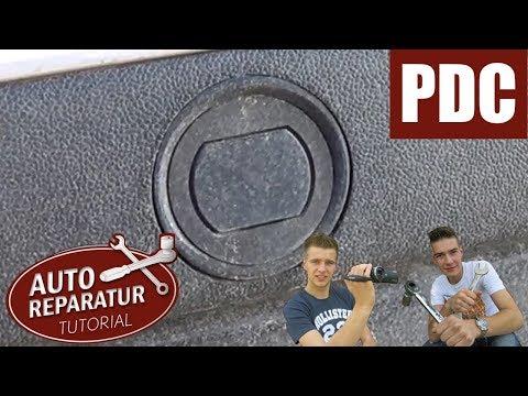 PDC Sensor wechseln | Einparkhilfe erneuern | Defekt erkennen | Auto Tutorial