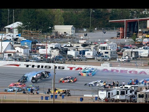 Behind the Scenes with Kyle Busch at Talladega