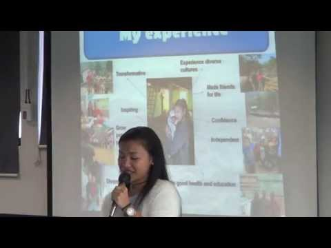 Susan Xiong - My Experience in Laos