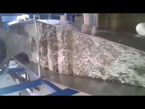 PVC Recycling Granules Machine