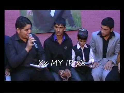 Mu3in Sardashti & Chawder Hariri shara band bashi 2