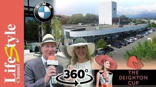 VR360 Brian Jessel BMW on LifeStyle Channel #DeightonCup