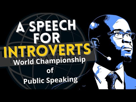 Aaron Beverly - Toastmasters 2016 WCOPS: The (57 Word Title) Speech