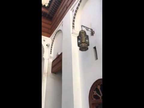 Inside the house of Sheikh Ahmad Tijani(RTA)