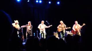 Trampled by Turtles performing Beautiful