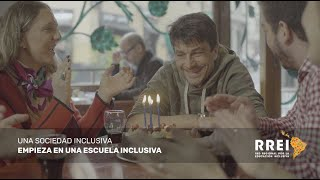 #EmpecemosEnLaEscuela una campaña por la Educación Inclusiva