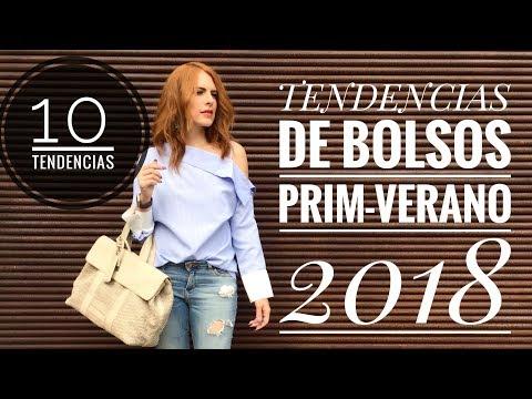 10 TENDENCIAS DE BOLSOS PRIM-VERANO 2018