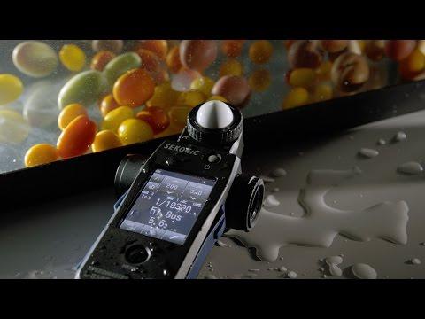 Sekonic Speedmaster L-858D (esposimetro)