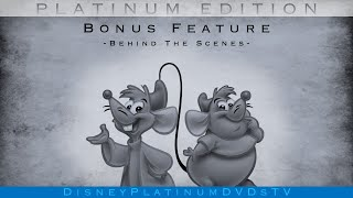 Cinderella (Platinum Edition) The Making: The Voice of Cinderella