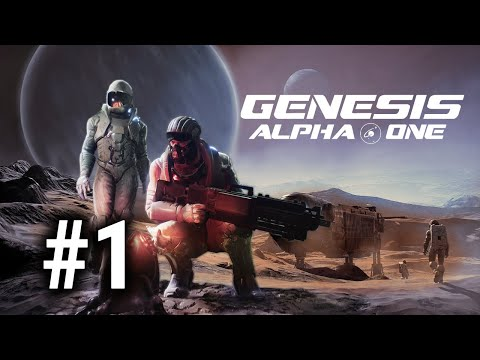 [Episode 1] Genesis Alpha One PS4 2020 Gameplay [The Ship Assault Update 2020 Gameplay]