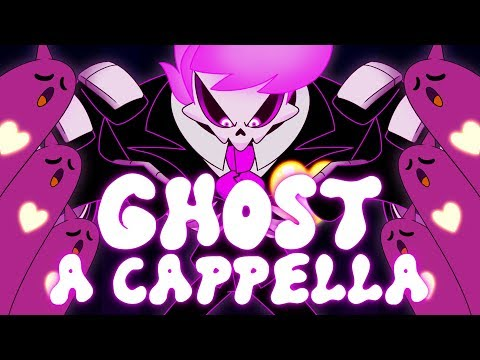 Mystery Skulls: GHOST ~ A Cappella [SquigglyDigg, @DHeusta, & @Victor McKnight]