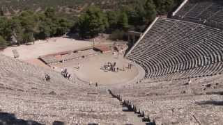 preview picture of video 'Epidaurus, Peloponnese - Greece HD Travel Channel'