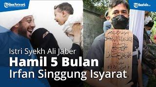 Asisten Ungkap Ucapan Syekh Ali Jaber saat Awal Kehamilan Umi Nadia: Rasanya Nggak Sampai Lahiran