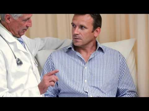 Gonfiore del cancro alla prostata gambe
