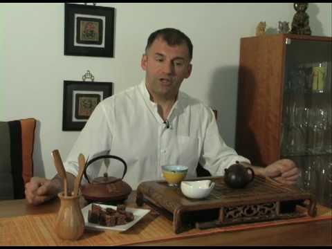 Die Zubereitung von Oolong Tee