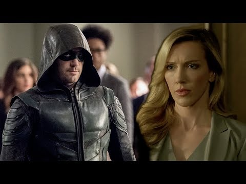 Tommy Merlyn Returns! Black Siren vs Diaz! - Arrow 6x21 Review!