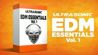 Ultrasonic - EDM Essentials Vol.1 [20% OFF COUPON CODE]