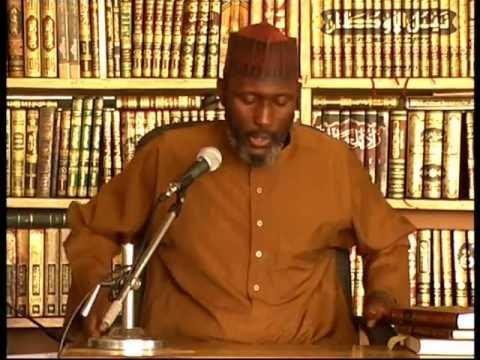 Sheikh Awwal Albany Zaria(Umdatul Ahkam 5e)
