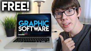 BEST Graphic Design Software FREE (2020)