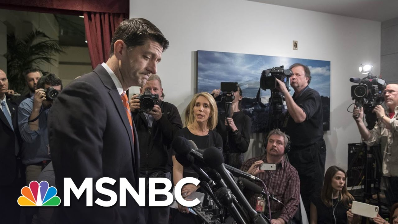 Republicans Lie About Health Care | All In | MSNBC thumbnail