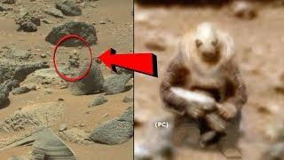 Новые находки на Марсе (часть 2).Признаки обитания!