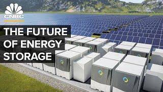 The Future Of Energy Storage Beyond Lithium Ion