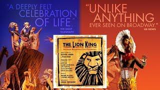 02. Grasslands Chant | The Lion King (Original Broadway Cast Recording)