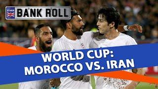 Morocco vs Iran | World Cup 2018 Betting Picks | Team Bankroll Match Predictions