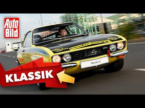 Opel Manta A Irmscher (1974): Fahrbericht - Klassik - Info