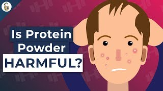 Is Protein Powder Bad For You? | Acne, Hair Loss and Kidney Damage