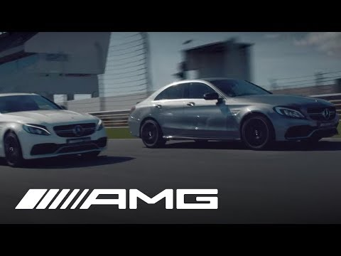 Mercedes-AMG C 63 featuring Linkin Park