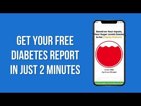 Diabetes Controllability test