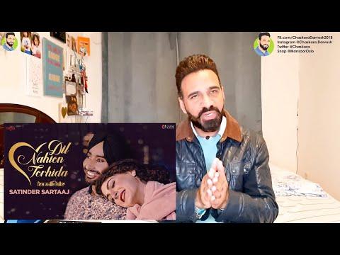 reAction from NORWAY; Satinder Sartaaj - Dil Nahion Torhida | Jatinder Shah | Punjabi Songs 2018