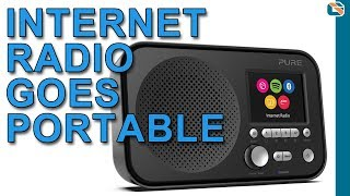 Pure Elan IR5 Portable Internet Radio Review