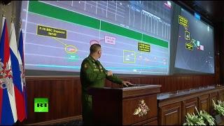 Брифинг Минобороны России по поводу крушения Ил-20 — LIVE