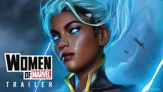 WOMEN OF MARVEL #1 Trailer   Marvel Comics