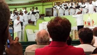 Roland M Carter Salute feat Celebration Choir -  Precious Lord, Take My Hand