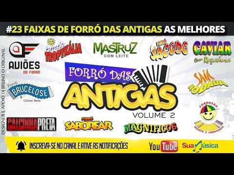 PLAYLIST FORRO DAS ANTIGAS 2 DJ BRUNO