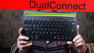 iGEAR DualConnect Wireless Multi Device Keyboard, connect with 2 devices (Rs. 2175)