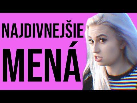 Najdivnejšie mená na Slovensku