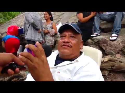 Familias de Río San Juan disfrutan de las vacaciones de semana santa