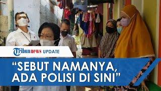 Geram Dana BST Warga Dipotong Rp50 Ribu oleh Oknum, Mensos Risma: Sebut Namanya, Ada Polisi di Sini