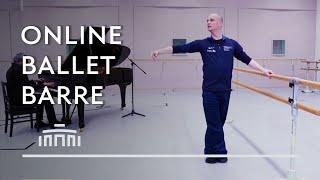 Ballet Barre 9 (Online Ballet Class) - Dutch National Ballet